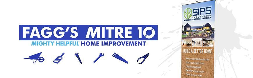SIPs Industries Joins Mitre 10